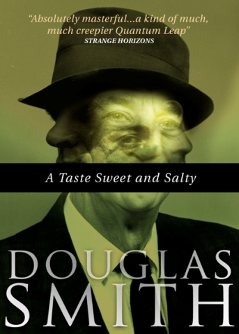 A Taste Sweet and Salty cover