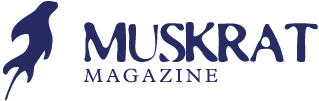 Muskrat Magazine logo