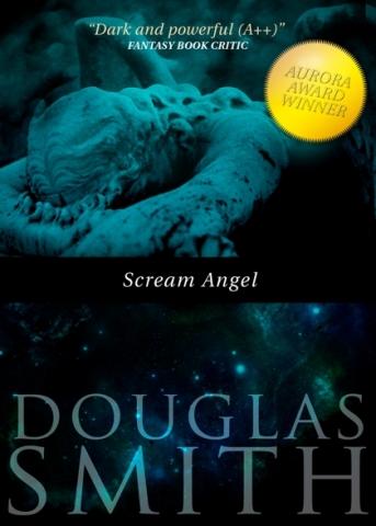 Scream Angel ebook cover