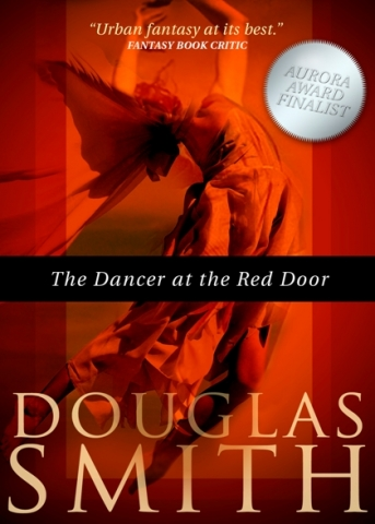 The Dancer at the Red Door cover