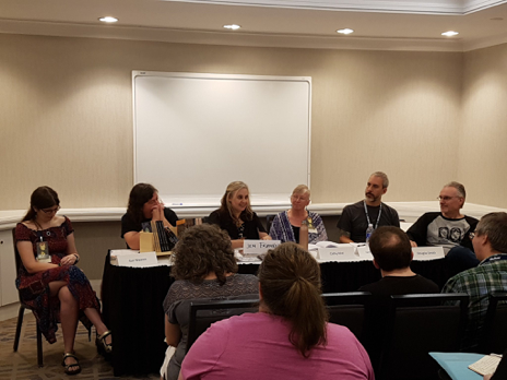 2018 Ad Astra Time Travel panel