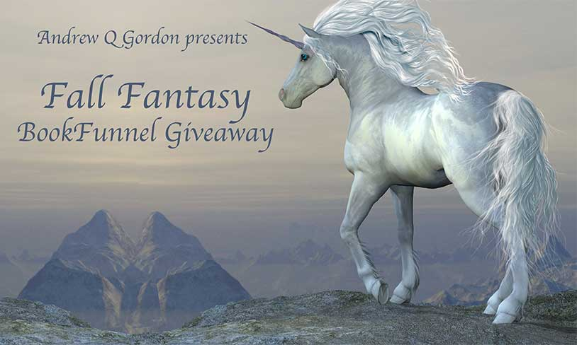 Fall Fantasy ebook bundle promotion