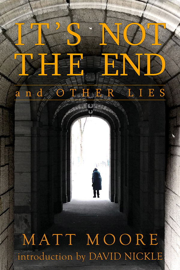 It's Not the End cover