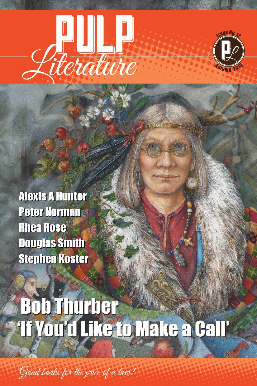 Pulp Literature #12 cover
